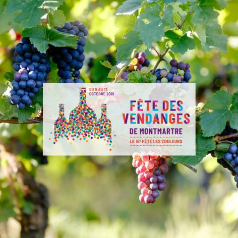 Experience a different side of Paris at the Montmartre Grape Harvest Festival