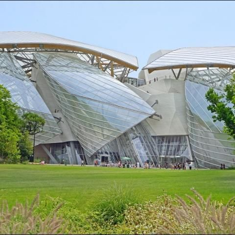 The Louis Vuitton Foundation, a new centre for art and culture