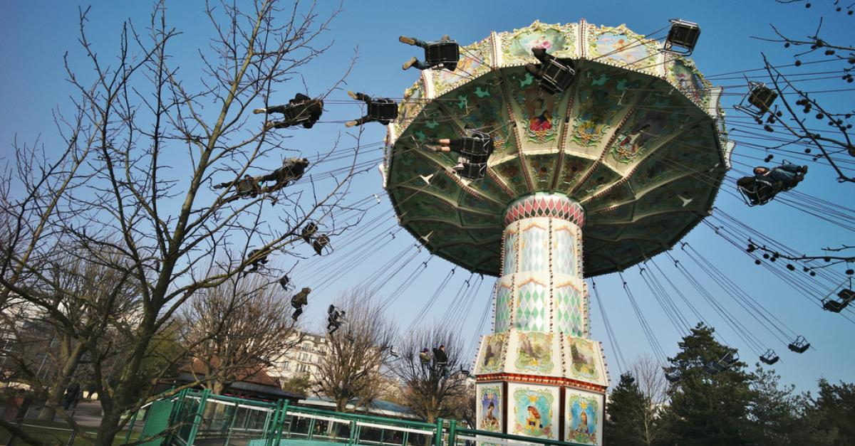 The Jardin D Acclimatation Has A New Look Les Bulles De Paris