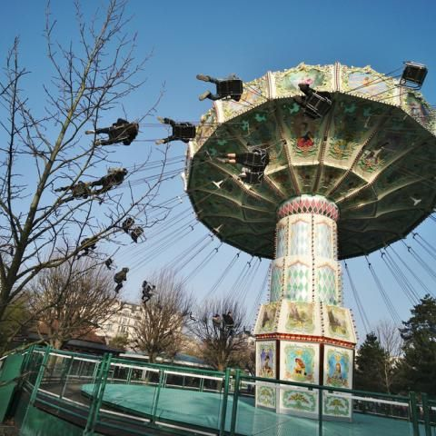 the jardin dacclimatation has a new look - Jardin D Acclimatation Paris