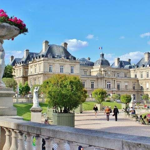 the jardin du luxembourg plunge into a poetic park - Jardin Du Luxembourg